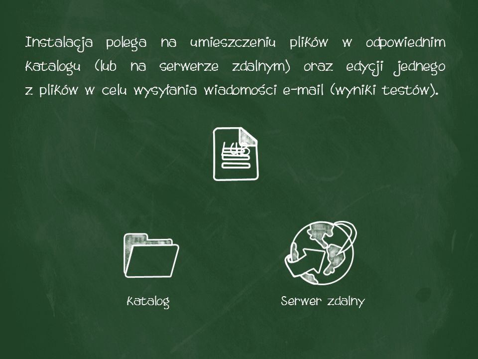 Aby ostatecznie wygenerować lekcję, należy wybrać przycisk Generuj.