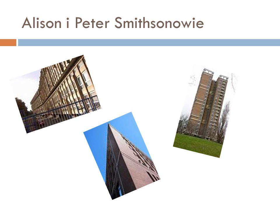 Alison i Peter Smithsonowie