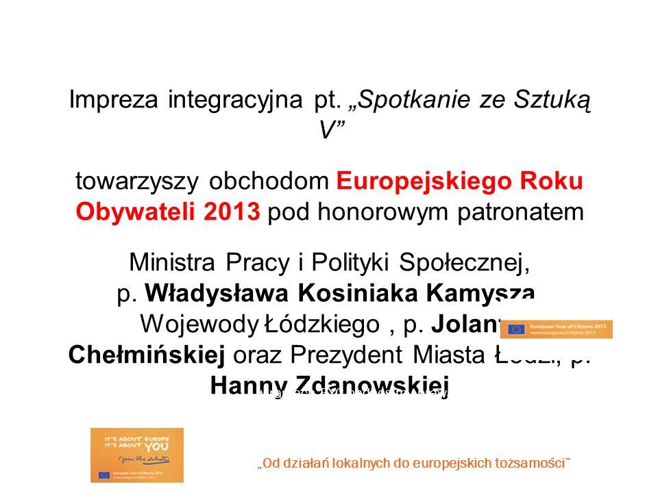 Impreza integracyjna pt.