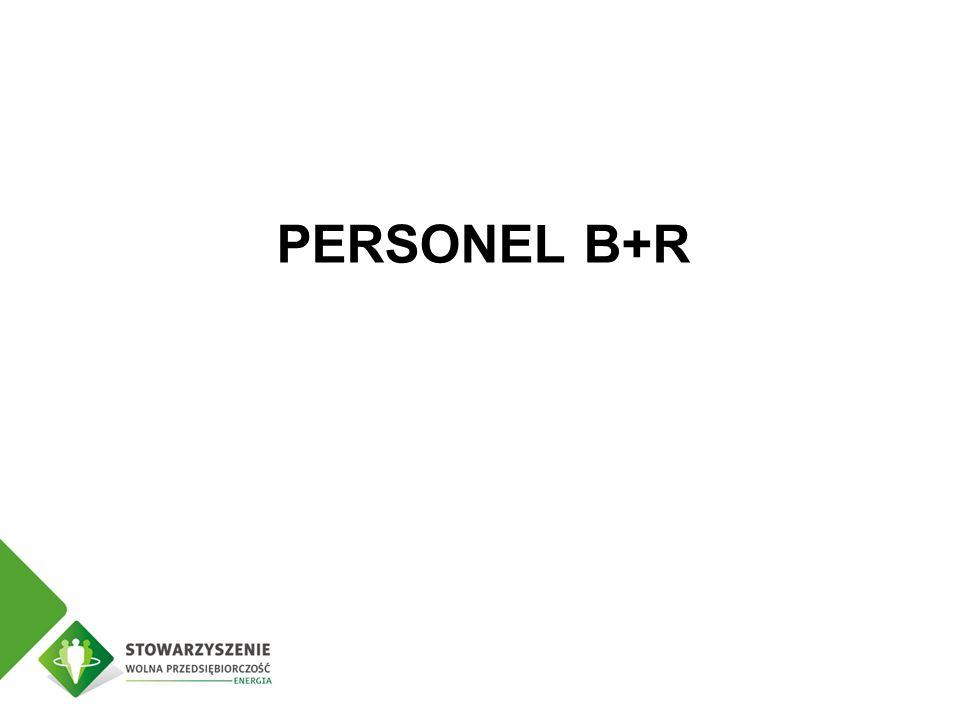PERSONEL B+R