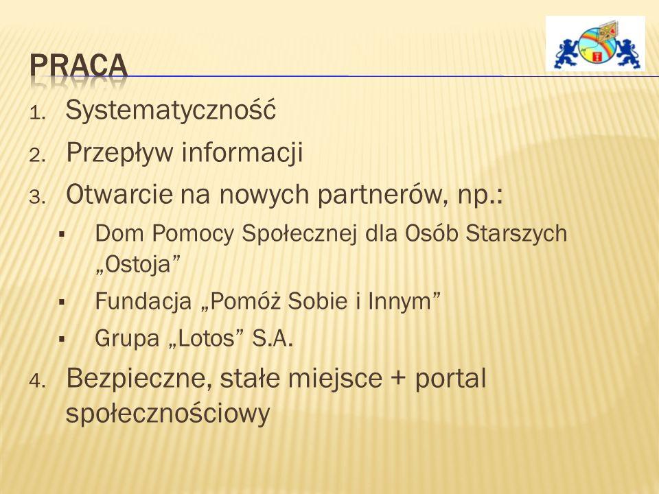 1. Systematyczność 2. Przepływ informacji 3.
