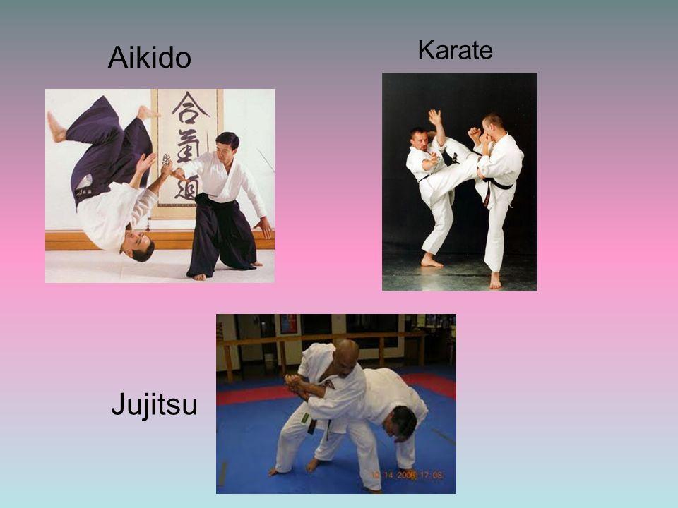 Aikido Jujitsu Karate