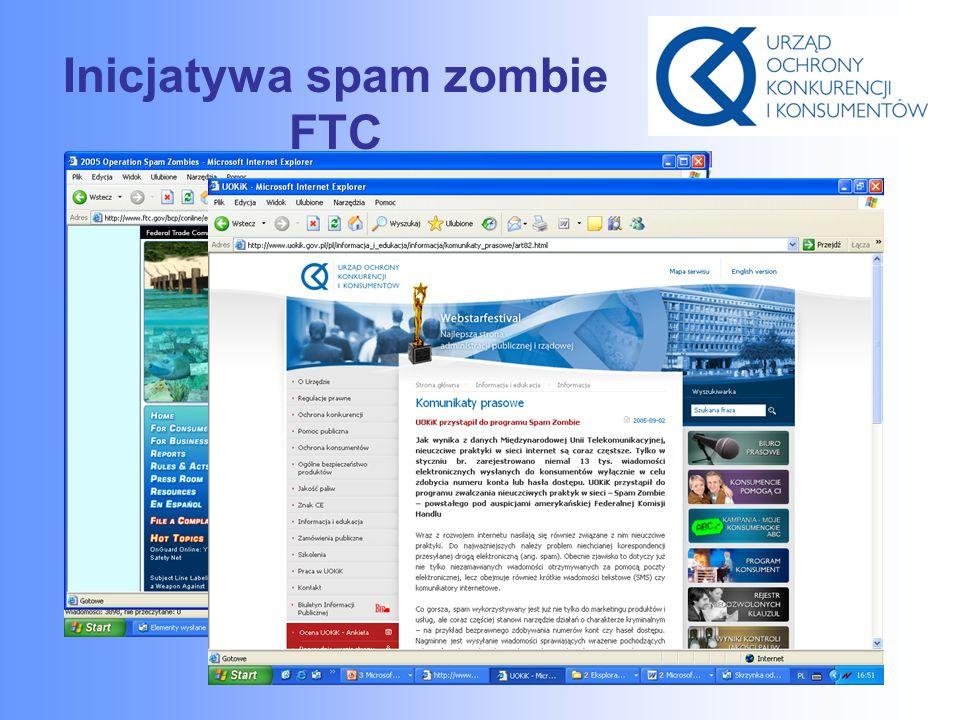 Inicjatywa spam zombie FTC
