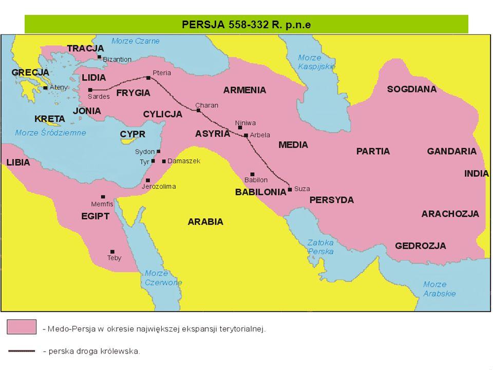 PERSJA 558-332 R. p.n.e