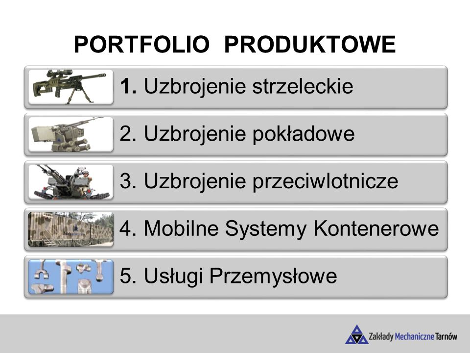 """Zakłady Mechaniczne """"TARNÓW SA 33-100 Tarnów ul.Kochanowskiego 30 tel."""