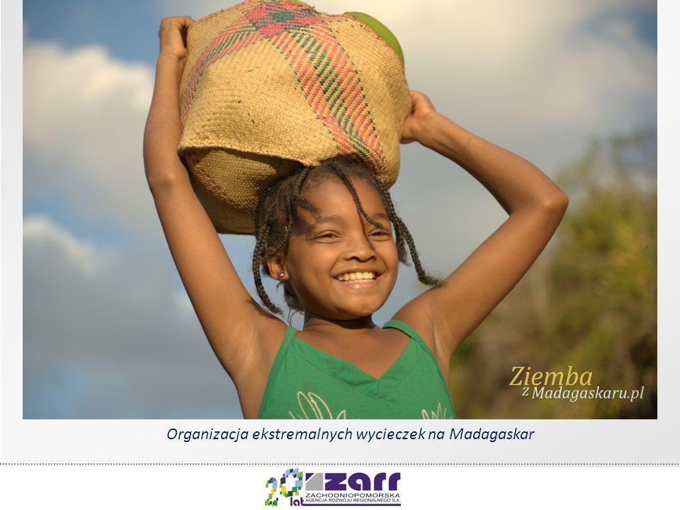 Organizacja ekstremalnych wycieczek na Madagaskar
