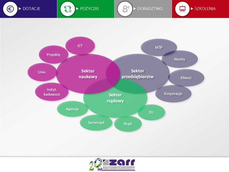 Model biznesowy ZARR S.A.
