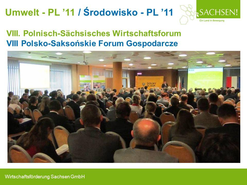 Wirtschaftsförderung Sachsen GmbH VIII.