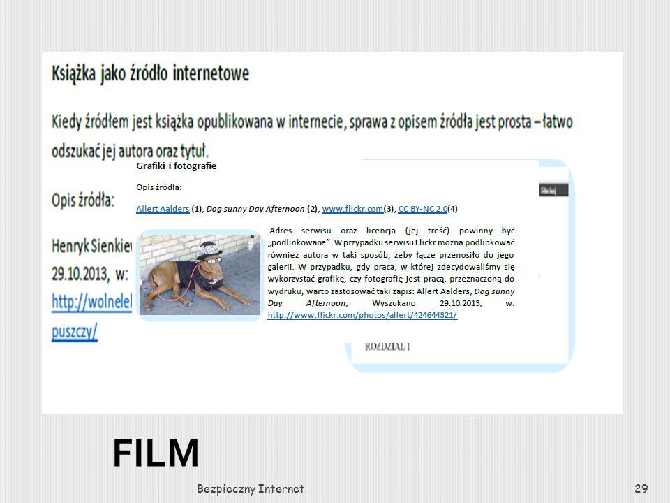 Bezpieczny Internet29 FILM