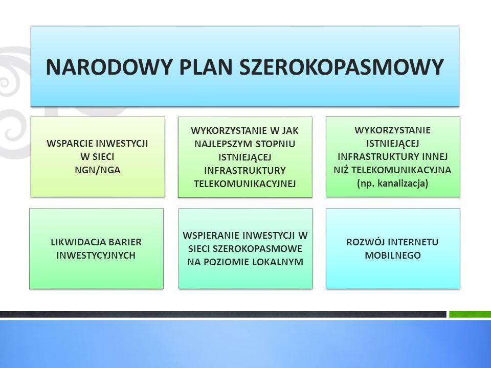 Polska największym placem budowy sieci szerokopasmowych w Europie