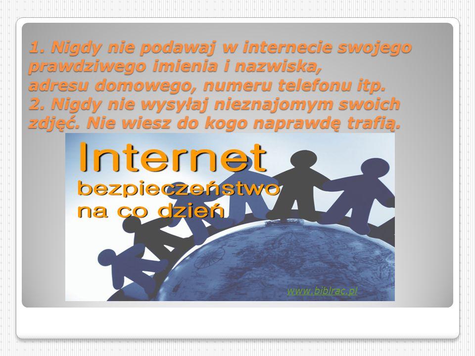 W świecie bezpiecznego internetu