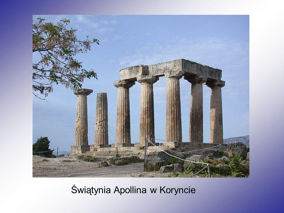 Świątynia Apollina w Koryncie