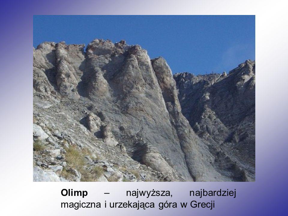 Olimp – najwyższa, najbardziej magiczna i urzekająca góra w Grecji