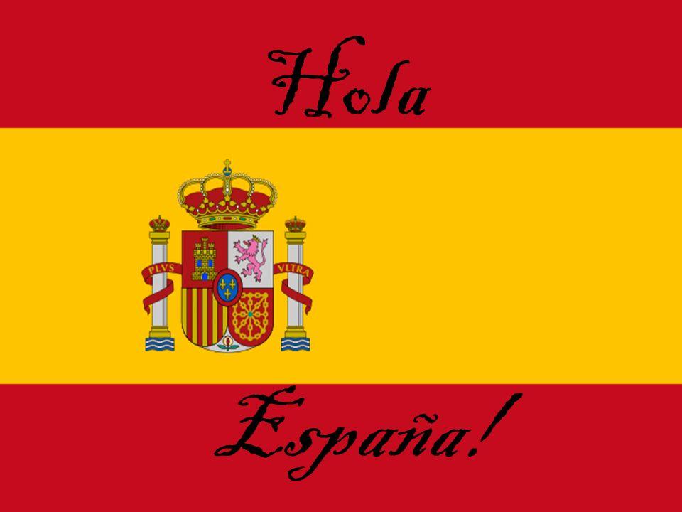 Hola España!