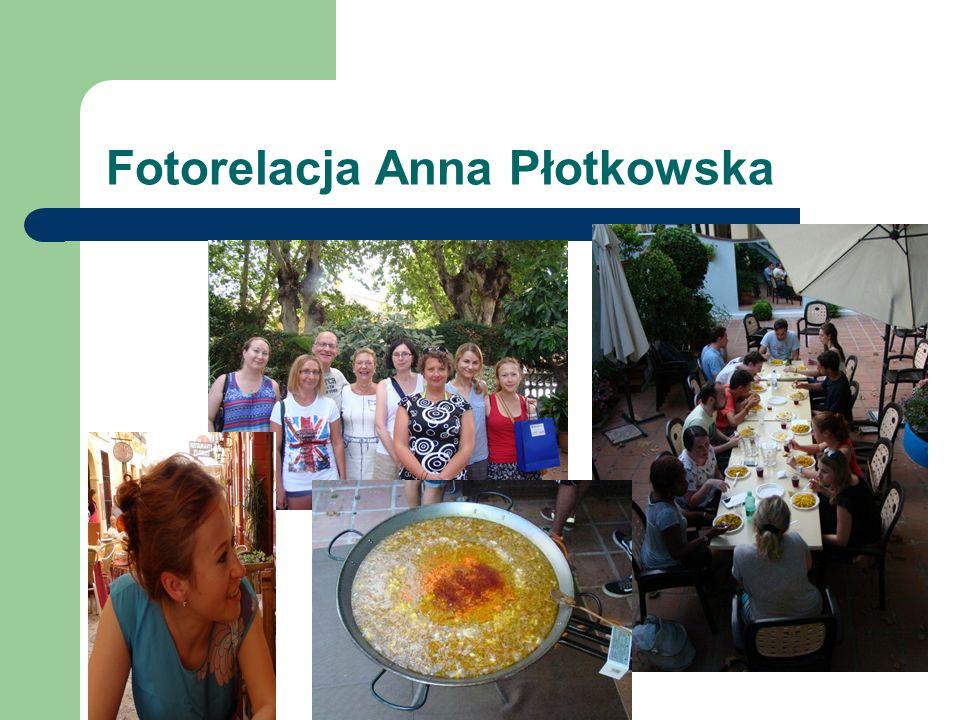 Fotorelacja Anna Płotkowska