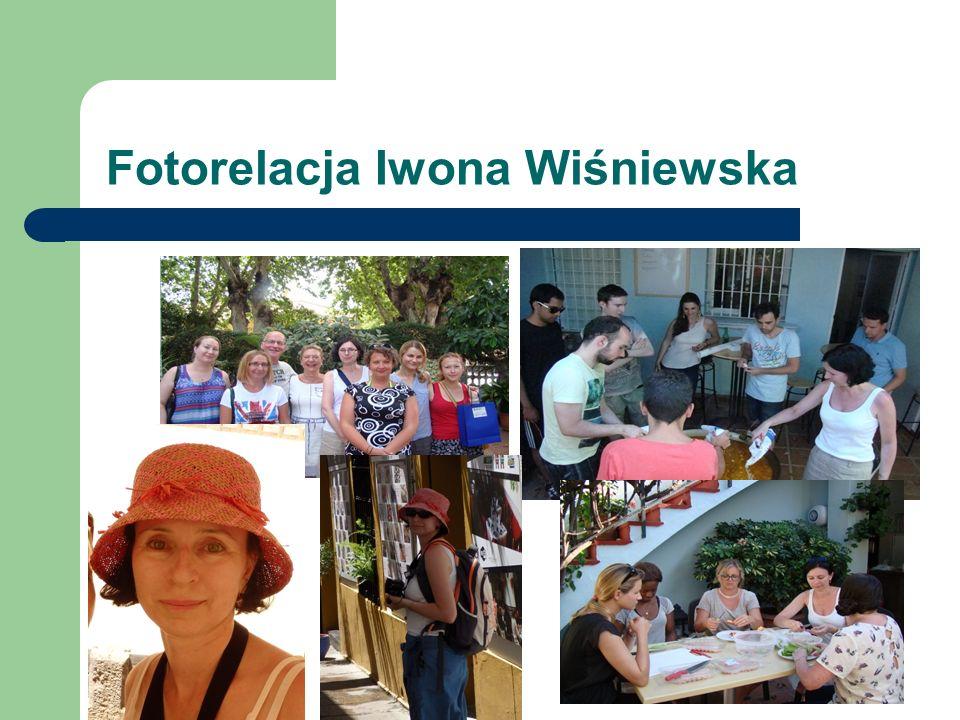 Fotorelacja Iwona Wiśniewska
