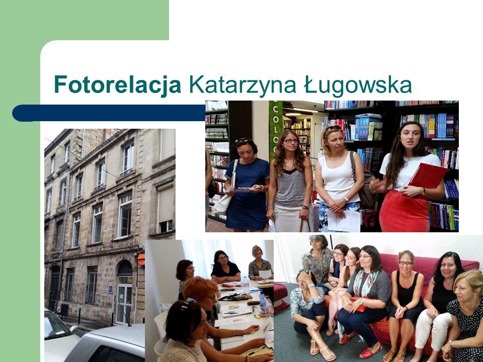 """Relacje uczestniczek mobilności: Joanna Połtyn Institut Linguistique du Peyrou Montpellier 13.07-25.07.2015 """"Czego się nauczyłam."""