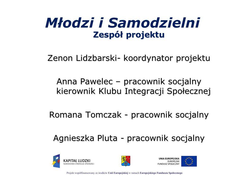 KLUB INTEGRACJI SPOŁECZNEJ Formy wsparcia 7.