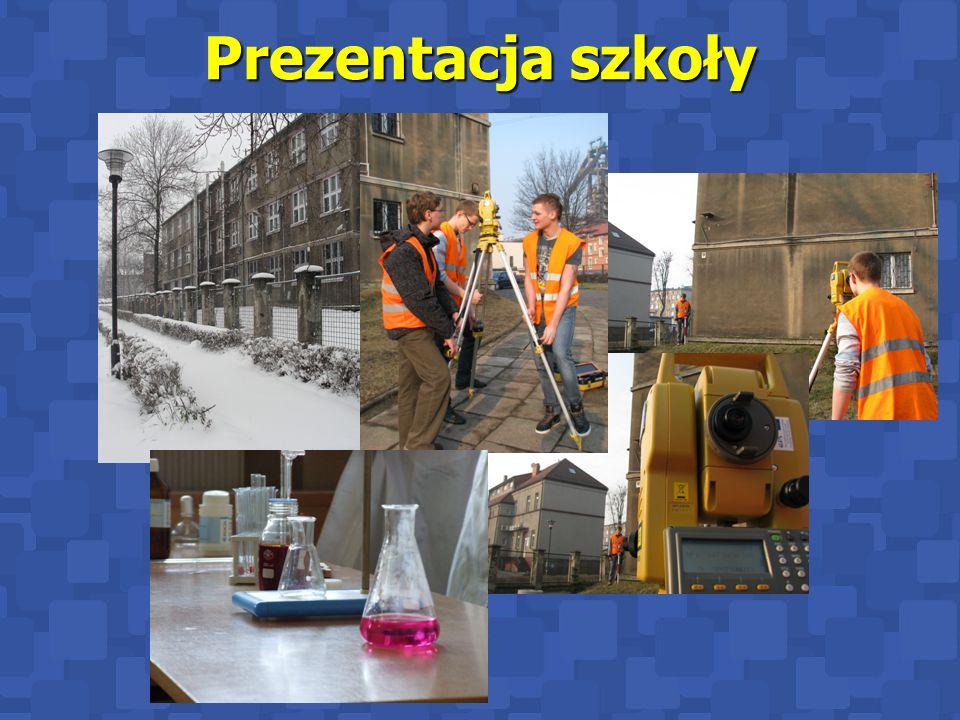 Prezentacja szkoły