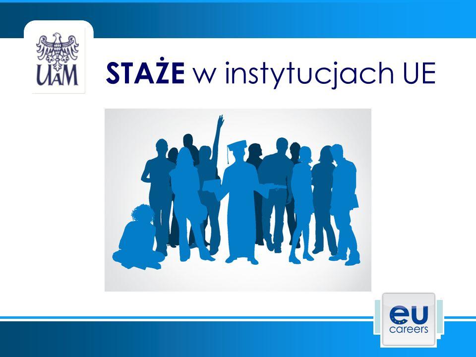 Można je realizować w: Komisji Europejskiej (KE) Parlamencie Europejskim (PE) poszczególnych instytucjach i agencjach UE