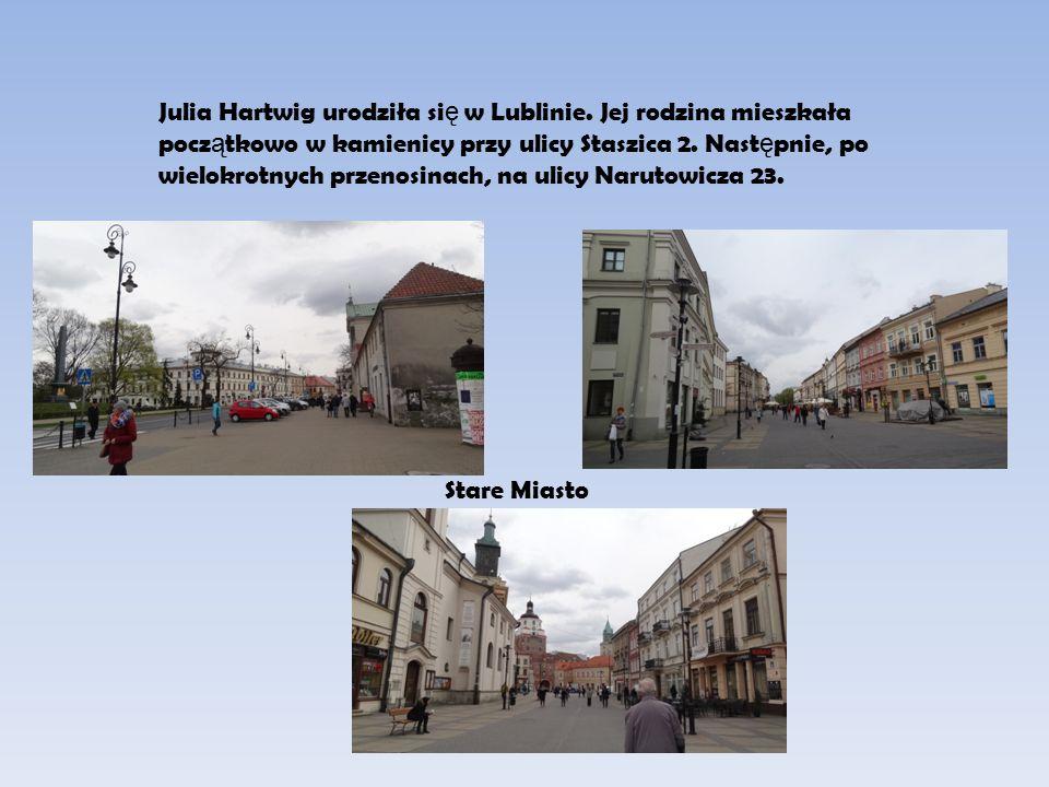 Gimnazjum im.Unii Lubelskiej w Lublinie.