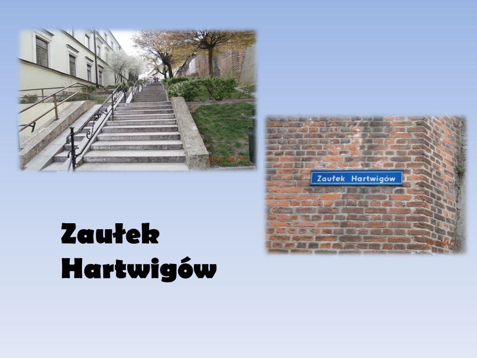 Zaułek Hartwigów