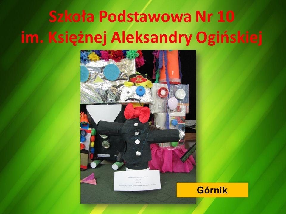 Szkoła Podstawowa Nr 10 im. Księżnej Aleksandry Ogińskiej Górnik