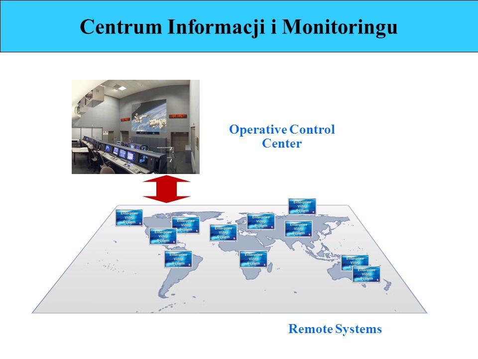 Centrum Informacji i Monitoringu Remote Systems Operative Control Center