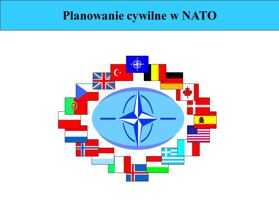Planowanie cywilne w NATO