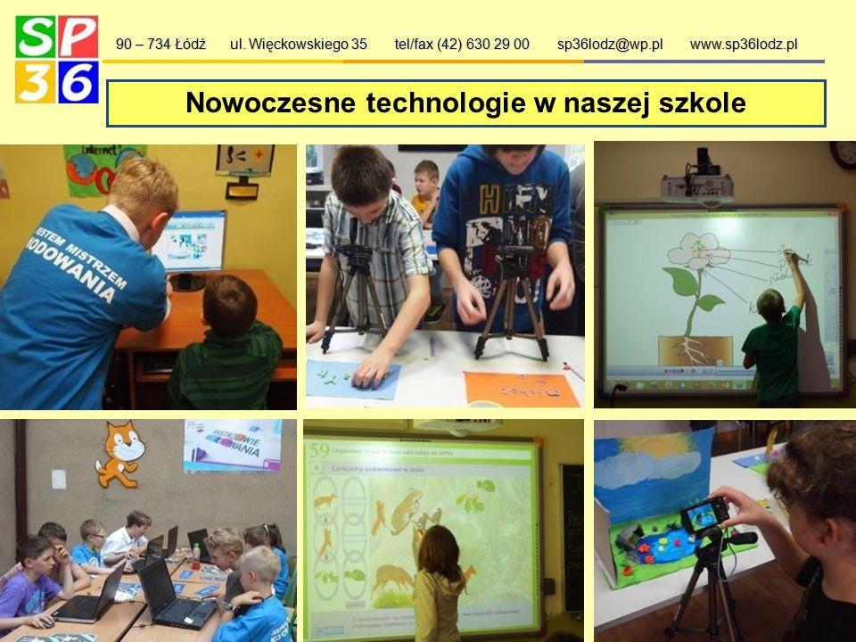 Zajęcia muzyczne 90 – 734 Łódź ul. Więckowskiego 35 tel/fax (42) 630 29 00 sp36lodz@wp.pl www.sp36lodz.pl