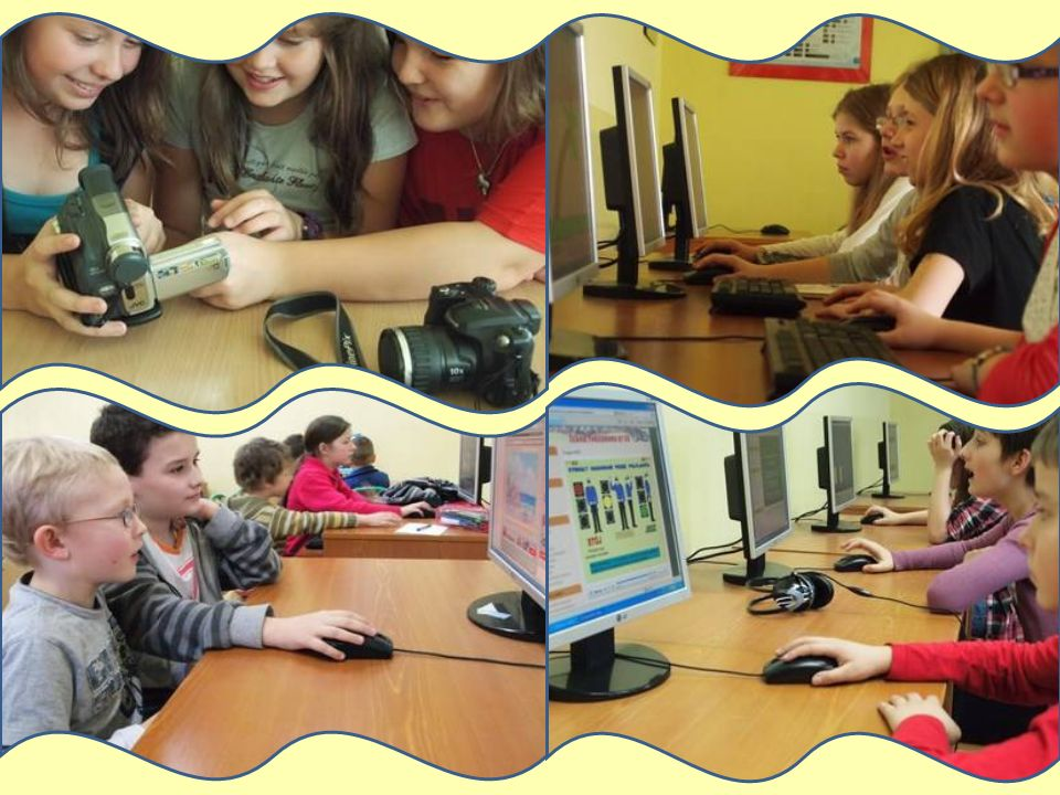 Nowoczesne technologie w naszej szkole 90 – 734 Łódź ul. Więckowskiego 35 tel/fax (42) 630 29 00 sp36lodz@wp.pl www.sp36lodz.pl