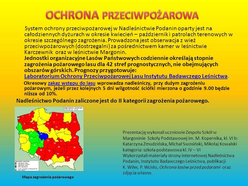 Dostrzegalnia w leśnictwie MargoninDostrzegalnia w leśnictwie Karczewnik