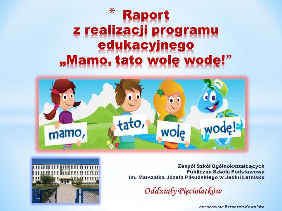 Oddziały przedszkolne dzieci pięcioletnich Zespołu Szkół Ogólnokształcących Publicznej Szkoły Podstawowej w Jedlni - Letnisku im.