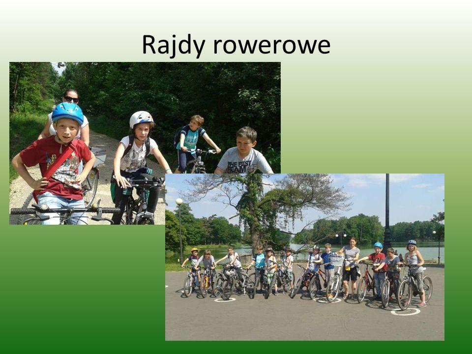 Rajdy rowerowe