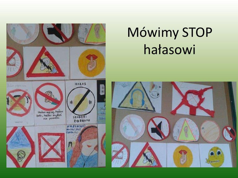 Mówimy STOP hałasowi