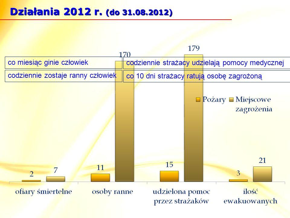 Działania 2012 r.