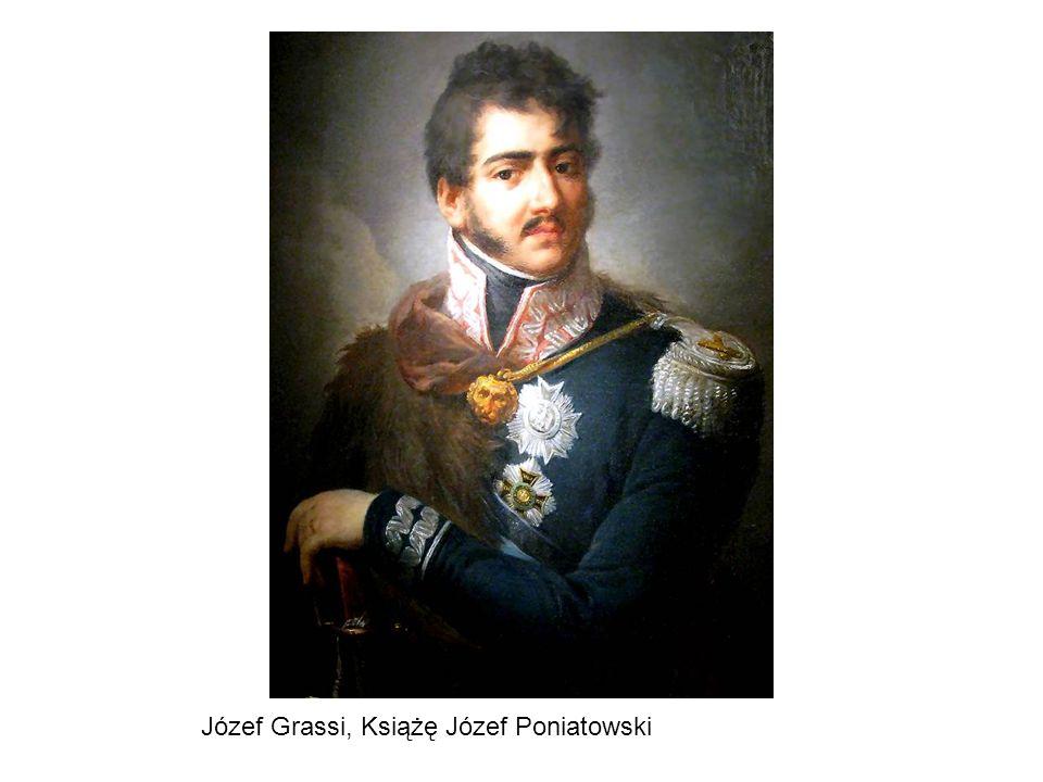 Józef Grassi, Książę Józef Poniatowski
