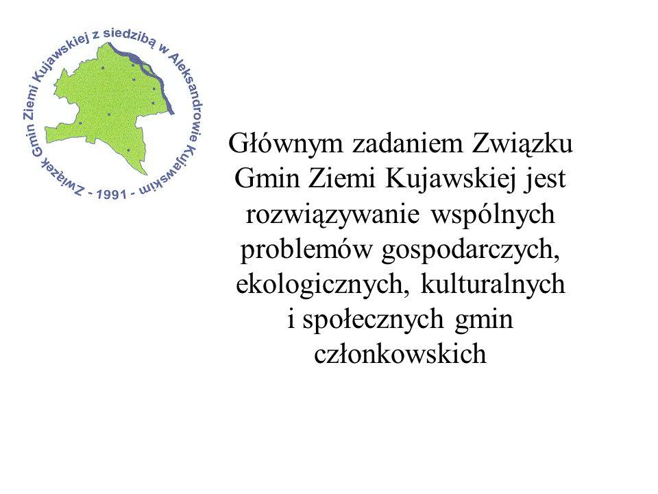 Głównym zadaniem Związku Gmin Ziemi Kujawskiej jest rozwiązywanie wspólnych problemów gospodarczych, ekologicznych, kulturalnych i społecznych gmin cz