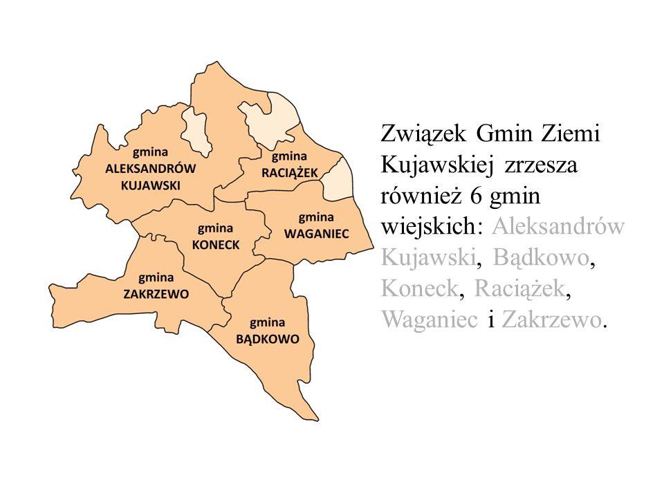 Ścieżka rowerowa w Gminie Aleksandrów Kujawski przechodzi wzdłuż: - drogi wojewódzkiej nr 266 w miejscowaościach Stawki, Odolion i Nowy Ciechocinek