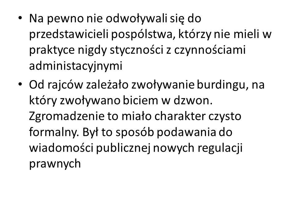 podsumowując Podobnie jak przywilej lokacyjny Krakowa otworzył drogę do powstania urzędu radzieckiego, tak upadek wójta Alberta umożliwił krakowskiemu patrycjatowi, który ową radę tworzył, przejęcie faktycznych rządów w mieście.