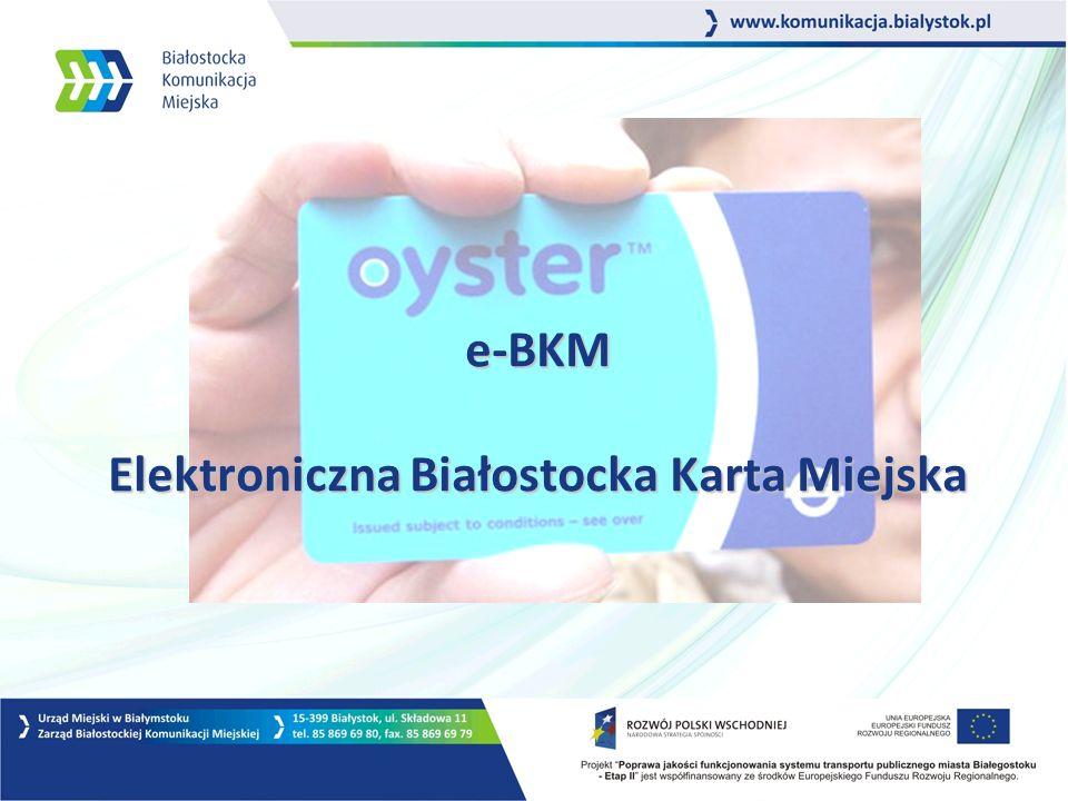 """2 Miasto Białystok realizuje II etap projektu """"Poprawa jakości funkcjonowania systemu transportu publicznego miasta Białegostoku BKM inwestuje w nowoczesne rozwiązania, wychodząc naprzeciw potrzebom pasażerów."""