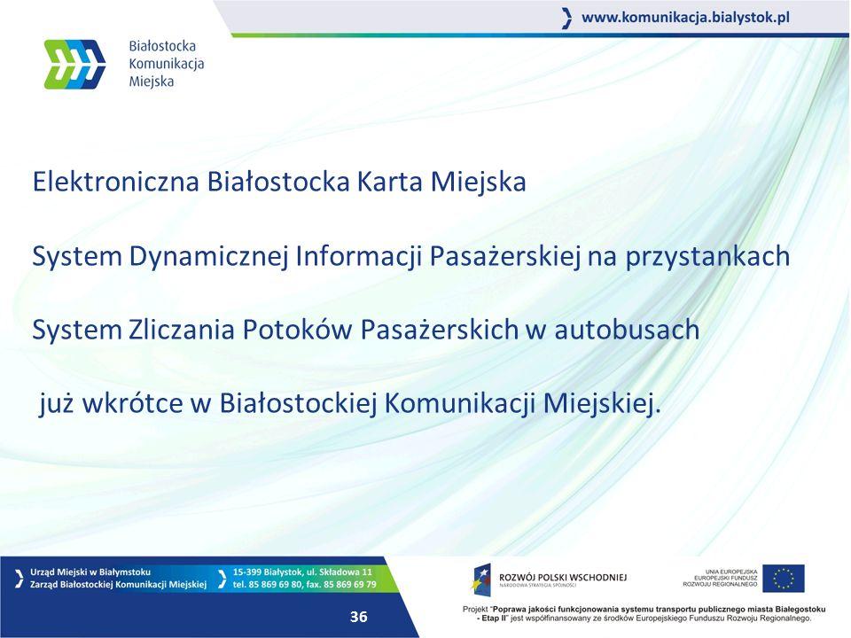 35 System Zliczania Potoków Pasażerskich Takiego nietypowego pasażera też policzymy.