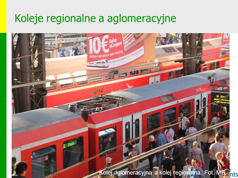 Podsumowanie Na sukces kolei aglomeracyjnych w Niemczech złożyły się przede wszystkim: -zintegrowany taktowy rozkład jazdy -integracja taryfowa i harmonizacja rozkładów z komunikacją miejską -podniesienie komfortu podróży przez systematyczną odnowę dworców kolejowych oraz taboru -promocja wykorzystania kolei w turystyce, zwłaszcza jednodniowej, w połączeniu z pieszymi i rowerowymi wycieczkami -zaangażowanie samorządów powiatowych i gminnych w działania na rzecz kolei Warsztaty nt.