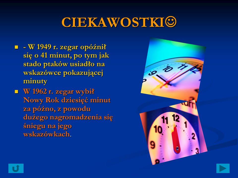 CIEKAWOSTKI CIEKAWOSTKI - W 1949 r.