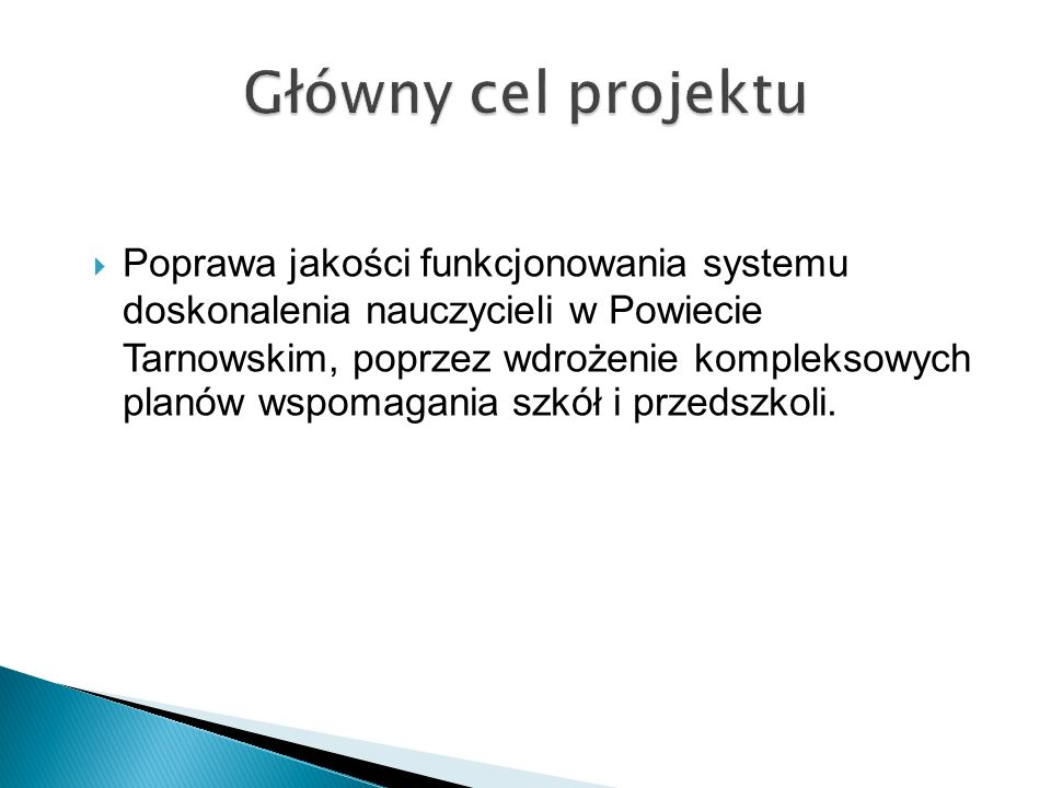 Założenia zmodernizowanego systemu doskonalenia nauczycieli: www.ore.edu.pl/wspieranie