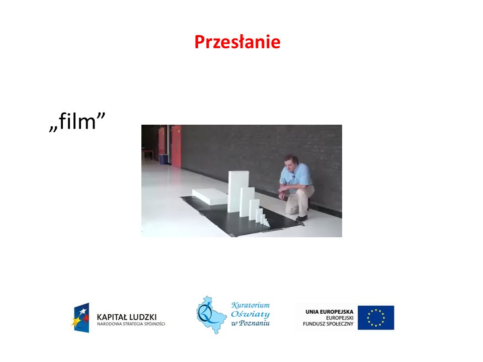 """Przesłanie """"film"""