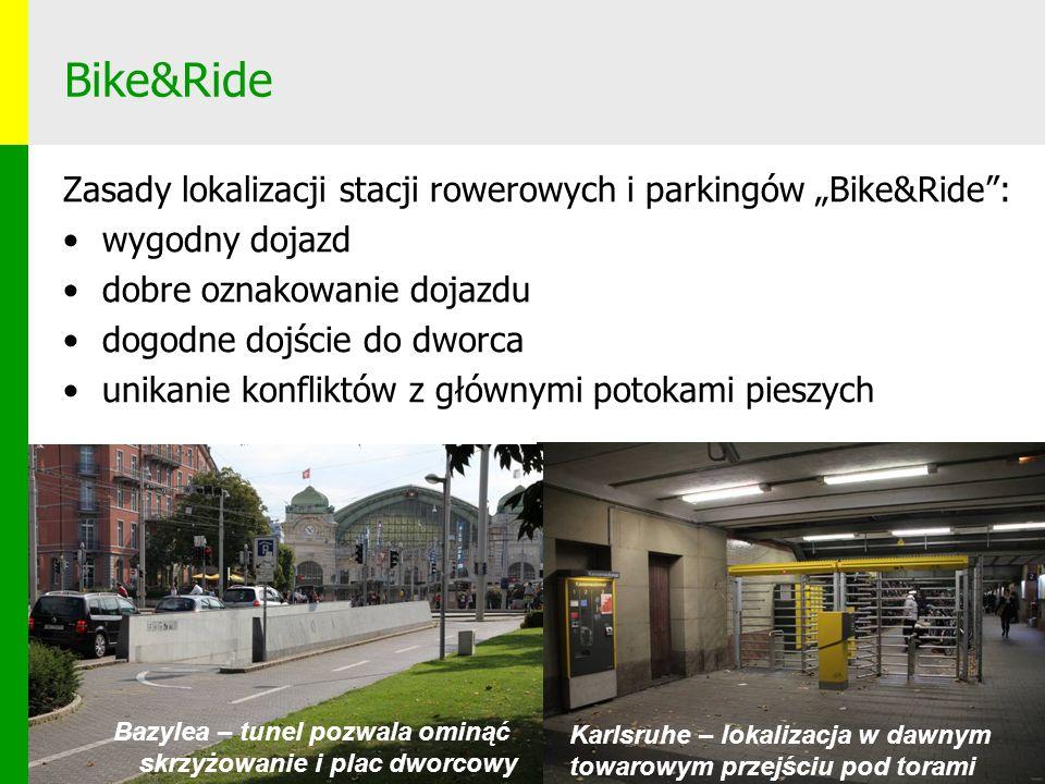 Bike&Ride Warsztaty nt.