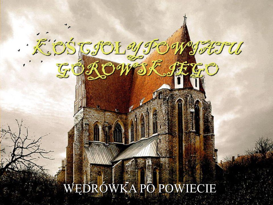 Ko ś ciół pw. Ś w. Józefa Oblubie ń ca NMP w W ą soszu www.archidiecezja.wroc.pl