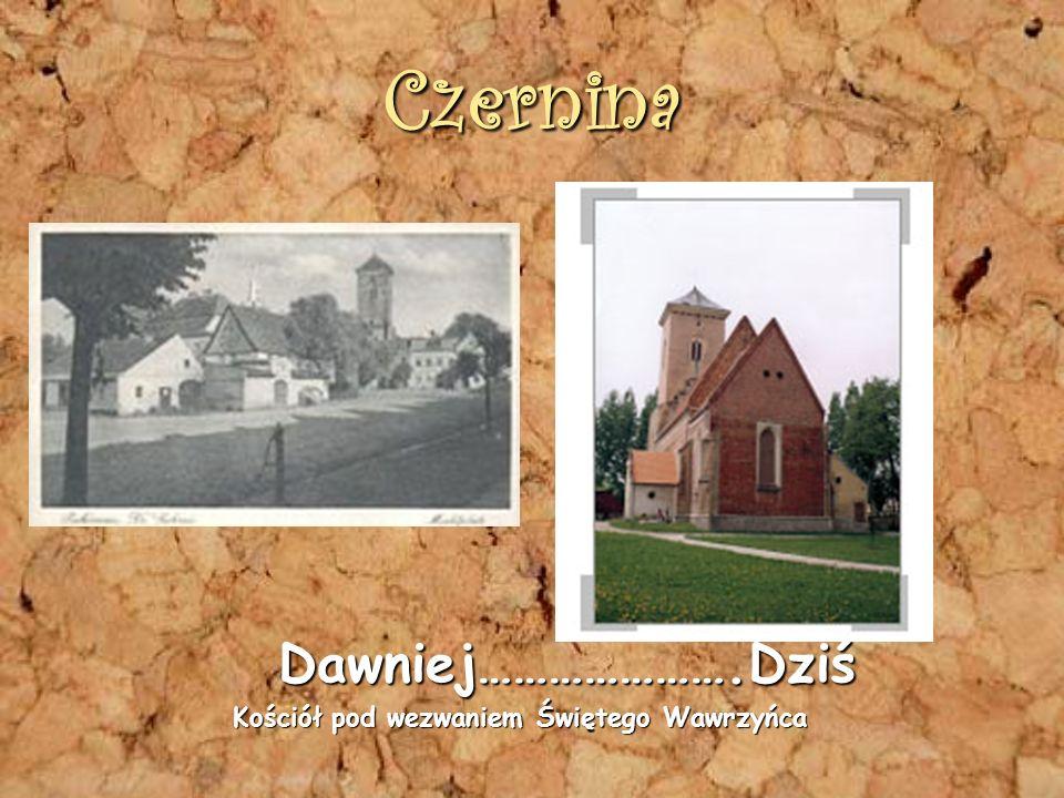 Wągroda Kościół Wniebowzięcia NMP w Wągrodze