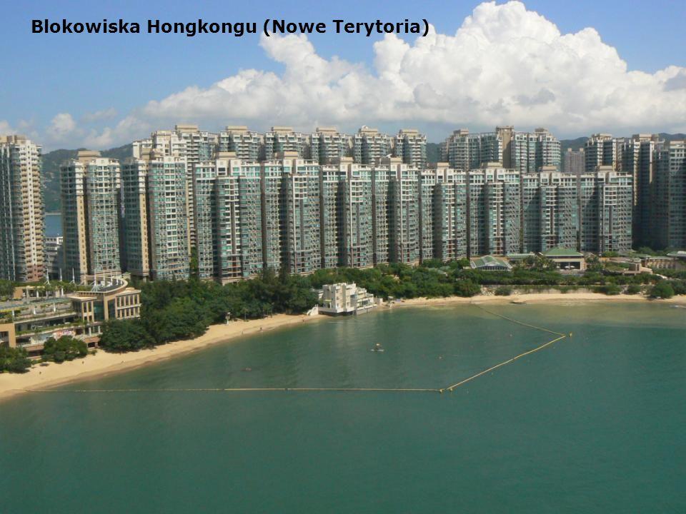 Blokowiska Hongkongu (Nowe Terytoria)